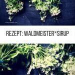 23.Mai 2016: Walmeistersirup herstellen