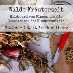 """07.08.2017 – Emsige Vorbereitungen auf den """"Hildegard von Bingen"""" Workshop"""