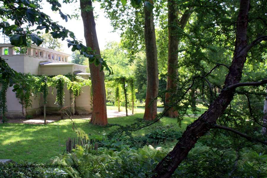 Ausflugstipp Botanischer Garten Potsdam Kräuterwerkstatt Mehr