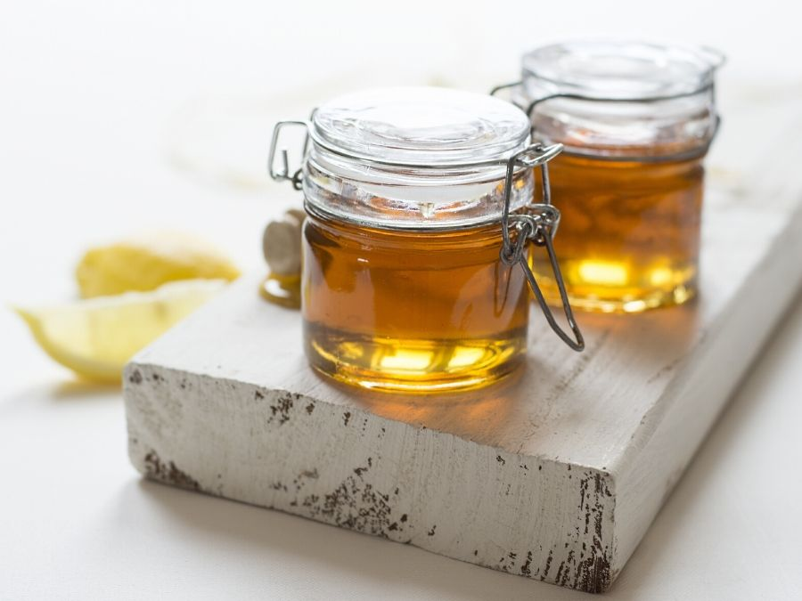 Peeling mit Honig für dein Detoxwochenende